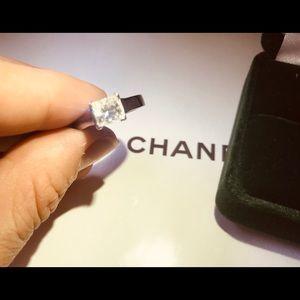 Princess diamond ring 4 1/2 size